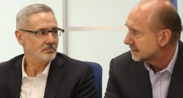 Gobernador Perotti quedó aislado por contacto estrecho con ministro Marcelo Sain que dio positivo
