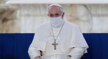 """El Papa Francisco envió una carta sobre el aborto: """"¿Es justo alquilar un sicario para resolver un problema?"""""""