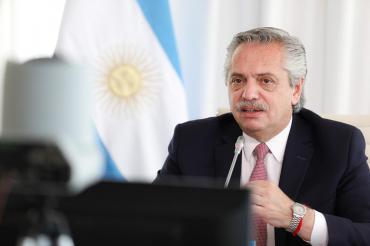 Reunión de Alberto Fernández con gobernadores antes de anunciar nueva fase de aislamiento por coronavirus