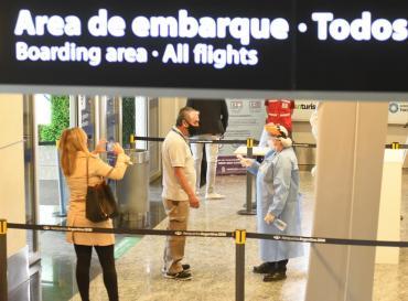 Coronavirus: no será obligatoria cuarentena de 14 días para argentinos y residentes que lleguen del exterior