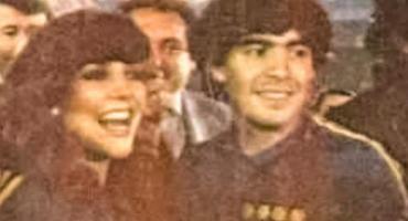El día que Diego Maradona pidió conocer a Verónica Castro