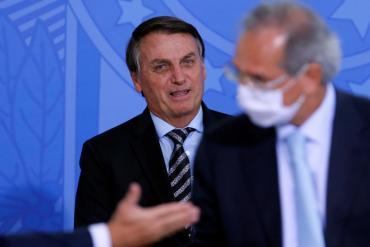 Bolsonaro sobre la vacuna: