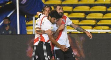 River venció a Rosario Central 2 a 0 y se clasificó a la fase campeonato