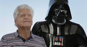 Star Wars de luto: Murió el actor Dave Prowse quien interpretó a Darth Vader