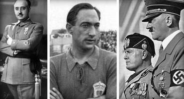 Isidro Lángara: el futbolista que le ganó a Franco, Hitler y Mussolini