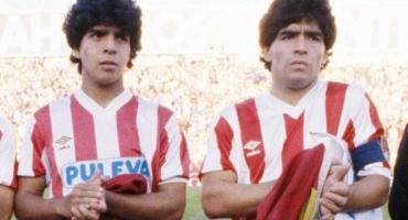 La conmovedora despedida de Lalo Maradona
