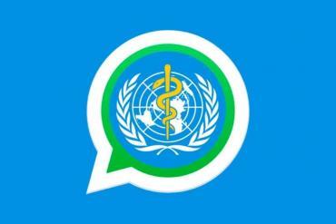 Novedades en WhatsApp: nuevos fondos de pantalla y stickers de la OMS