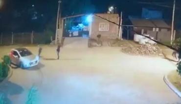 VIDEO: Entraba a hotel alojamiento en Quilmes, lo balearon y quedó ciego, hay cuatro detenidos