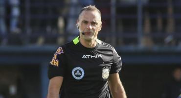 El árbitro Diego Abal tiene coronavirus: iba a dirigir Talleres vs. Boca y fue reemplazado por Fernando Rapallini