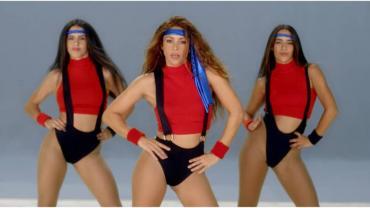 """Girl Like Me"" de Shakira explota en las redes"