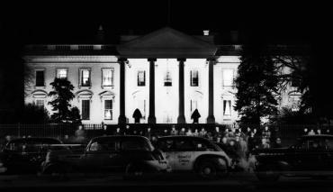 7 de diciembre de 1941: el curioso plan para pintar de negro a la Casa Blanca