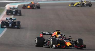La Fórmula 1 aprobó el calendario 2021 con 23 carreras