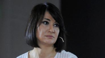 Anticipada salida de María Laura Santillán de