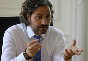 Cafiero se reunió con intendentes del Conurbano para definir la fiscalización de