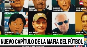 FIFA Gate: nuevo informe especial de Canal 26 sobre la corrupción en el fútbol por derechos de televisación