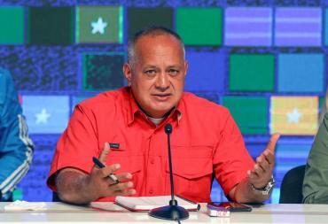 Diosdado Cabello, duro contra Alberto Fernández: dijo que es