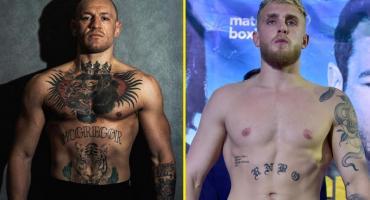 El Youtuber Jake Paul le pagaría a Conor McGregor 50 millones de dólares por pelear en su contra