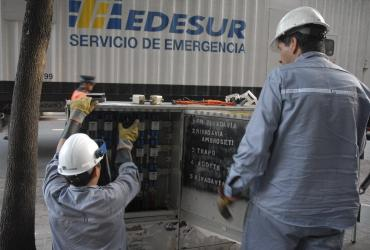 Gigantesco corte de energía eléctrica en Ciudad de Buenos Aires: Edesur reportó