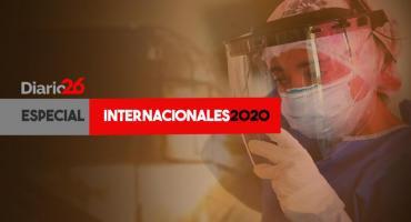 Anuario 2020 Internacionales: la pandemia de coronavirus arrasó y unió al mundo entero