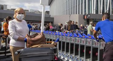 Cierre de fronteras con países limítrofes y cinco países de Europa y Oceanía comenzó a regir, será hasta el 9 de enero
