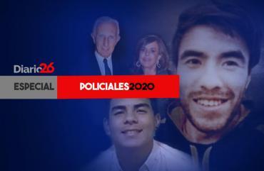Anuario 2020 Policiales: los casos que conmovieron a la sociedad