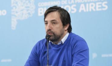 Nicolás Kreplak sostuvo que el contacto entre los jóvenes