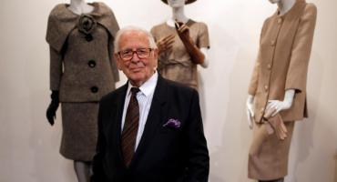 Fallece a los 98 años el diseñador Pierre Cardin, pionero del prêt-à-porter
