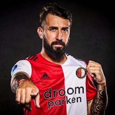 Oficial: Lucas Pratto fue presentado como nuevo jugador del Feyenoord