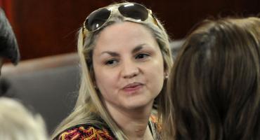 Investigan si el marido de Carolina Píparo atropelló y arrastró a dos jóvenes en moto y se dio a la fuga