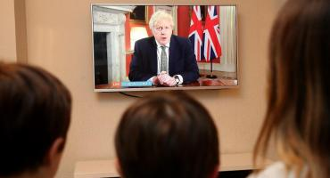 Alarma por avance del Coronavirus en Reino Unido: Boris Johnson anuncia un nuevo confinamiento total