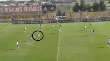 Video: infarto en pleno partido, se desploma en cancha y es asistido por ambos equipos