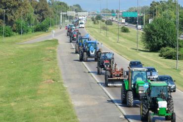 Paro del campo: la Mesa de Enlace anunció una medida de fuerza por 72 hs desde el lunes 11