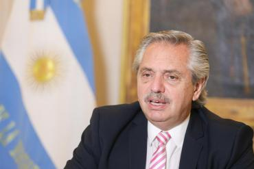 Alberto Fernández aseguró que las clases vuelven en marzo