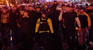 Caos político y social en Estados Unidos: la explosiva antesala de un nuevo peligro para América toda
