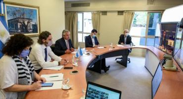 Coronavirus en Argentina: Alberto Fernández propuso a los Gobernadores un