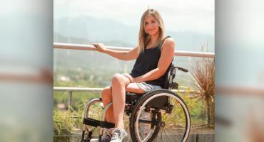 """""""Se puede ser feliz"""": la historia de Natalia Acevedo, la influencer de Mendoza que no tiene barreras"""