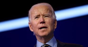 Joe Biden, tras incidentes en el Capitolio:
