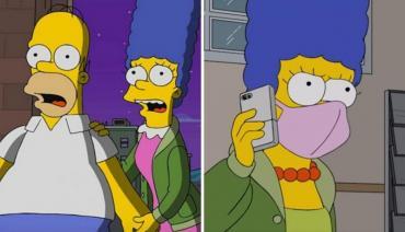 Estas son las estremecedoras predicciones de Los Simpson para el 2021