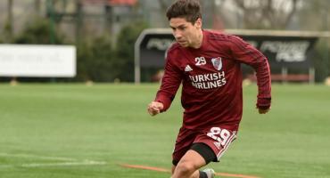 ¿Otra baja para River?: la Roma sería el destino de Gonzalo Montiel al finalizar la Copa Libertadores
