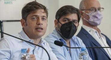 La provincia de Buenos Aires dispuso restricciones entre la 1 y las 6 de la mañana en algunos municipios