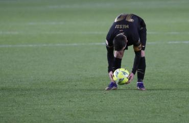 Barcelona gana y Messi vuelve a ser Messi