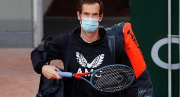 Andy Murray dio positivo de coronavirus y negocia su presencia en Abierto de Australia
