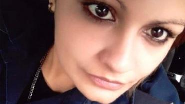 Balearon a una mujer policía para robarle el arma
