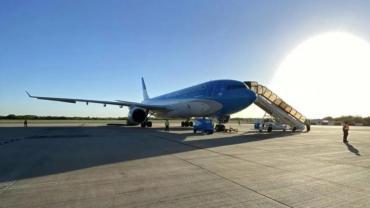 Camino a Moscú el vuelo de Aerolíneas Argentinas, traerá segunda tanda de 300 mil vacunas Sputnik V