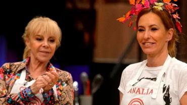 Claudia Villafañe y Analía Franchín competirán en la gran final de MasterChef Celebrity