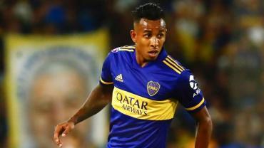 Sebastián Villa regresó al país y apuntó: