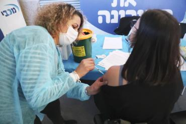 Coronavirus en Israel: crecen los contagios pese a que ya se vacunaron 2 millones de personas