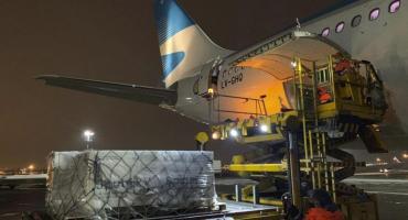 Regresa al país el avión de Aerolíneas Argentinas que traerá la segunda dosis de la Sputnik V