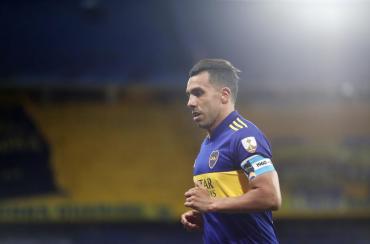 Tevez piensa en retirarse del fútbol y generó la preocupación en Boca