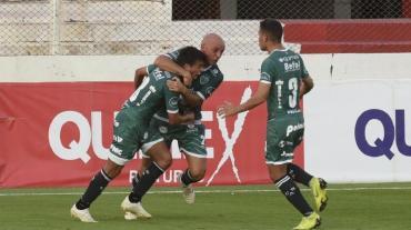 Sarmiento de Junín venció  a Estudiantes de Río Cuarto y ascendió a primera